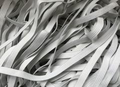 Резинка белая 0,7 см