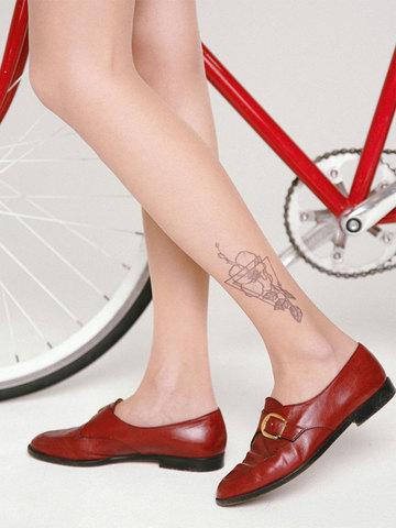 Колготки Tattoo Garden Conte