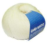 Пряжа Lana Gatto Supersoft 978 молочный