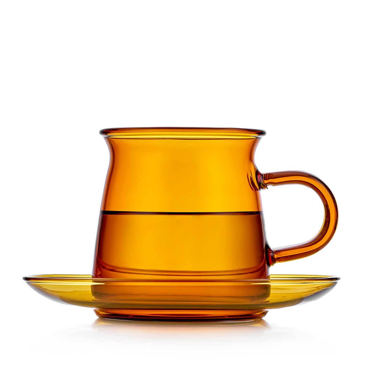 Все товары Чайная пара из цветного стекла, желтая - чашка 250 мл с блюдцем в скандинавском стиле Teastar kruzhka_s_bludcem_cvetnoe-steklo_2-900-250Y_teastar.jpg