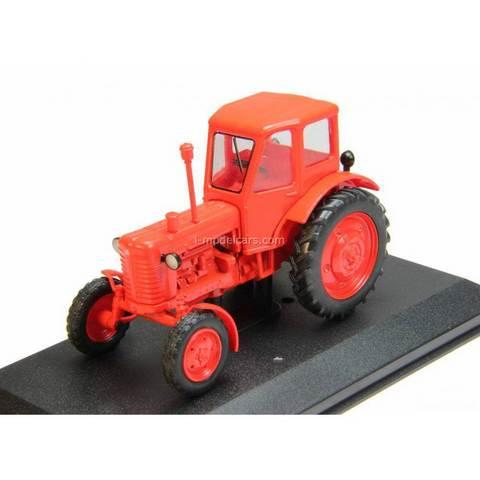 Tractor MTZ-5 Belarus 1:43 Hachette #35
