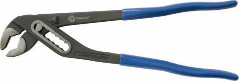 Клещи переставные КОБАЛЬТ 300 мм, CR-V (1 шт.) подвес (242-588)