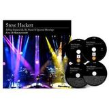 Steve Hackett / Selling England By The Pound & Spectral Mornings - Live At Hammersmith (Limited Edition)(2CD+Blu-ray+DVD)