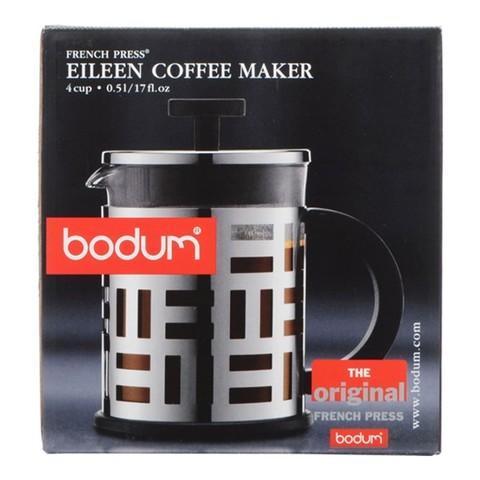 Френч-пресс Bodum Eileen (0,5 литра), хром