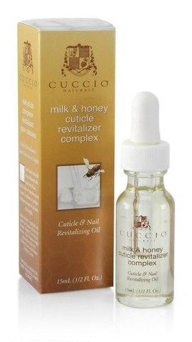Витаминное масло на основе медового экстракта, молока и витаминов для кутикулы 14 г