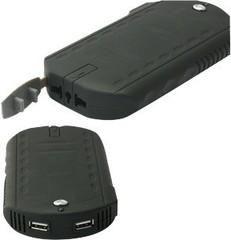 Преобразователь напряжения автомобильный KOTO 12V-502 (12В > 220В, 200 Вт, 2 USB)