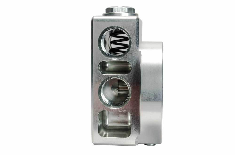 Масляный сэндвич-адаптер с фильтром и термостатом