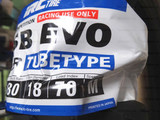 Мотопокрышка 140/80-18 IRC M5B EVO 70M