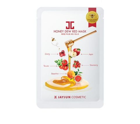 JayJun HONEY DEW RED MASK