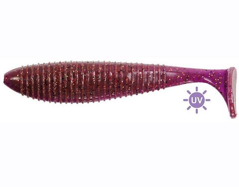 Виброхвост Lucky John JOCO SHAKER 2.5in (6,35 см), цвет F13, 6 шт.