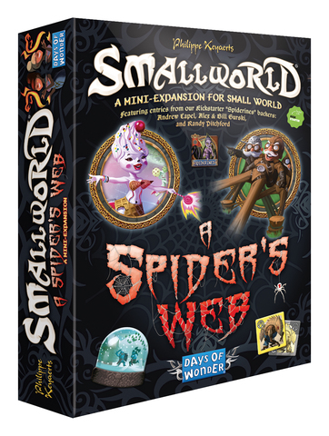 Small World: Spider's Web