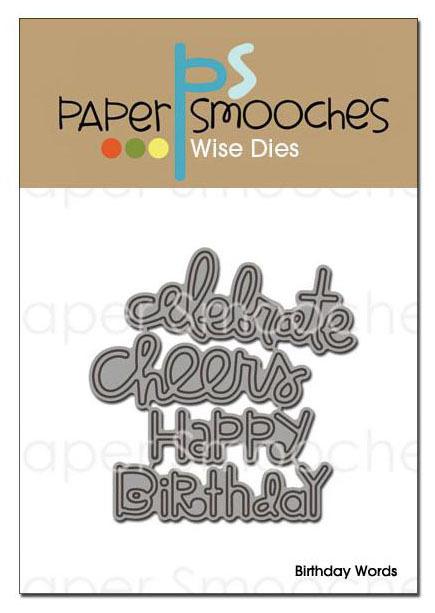 Набор ножей Birthday Words