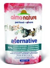 Паучи Almo Nature Alternative - Indonesian Mackerel