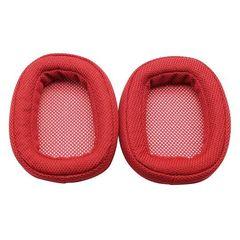 Амбушюры для Logitech G433, G233 красные
