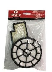 Комплект фильтров для пылесоса Eurostek FVC-3 (для пылесосов EVC-3005, EVC-3006, EVC-3007, EVC-3008, EVC-3011, EVC-3012)