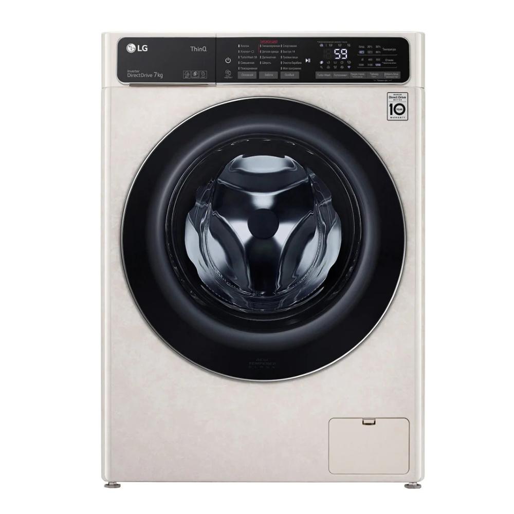 Узкая стиральная машина LG AI DD F2T9HS9B