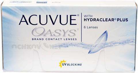 Acuvue Oasys 6 линз BC 8.8