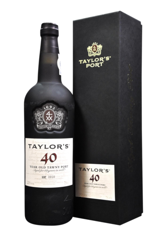 Taylor's 40-Year Old Tawny в подарочной упаковке
