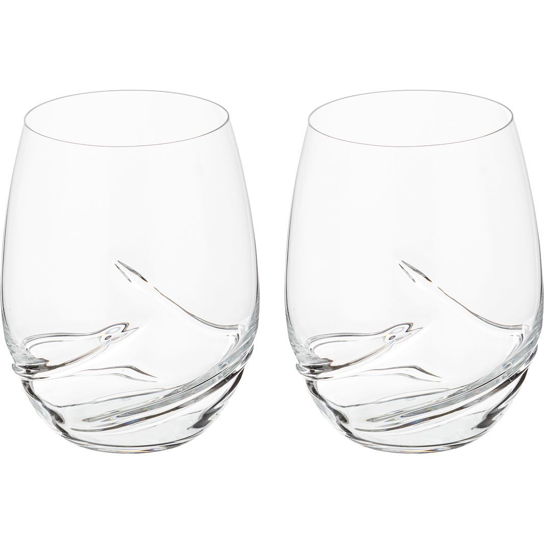Набор стаканов Bohemia «Turbulence», 2 шт, 500 мл