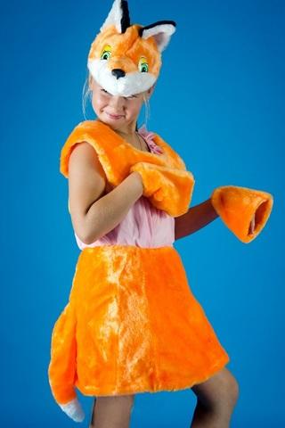 Карнавальный костюм Лисёнок 1