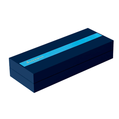 Waterman Carene - Deluxe Black GT, шариковая ручка, M