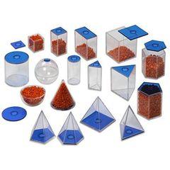 Набор геометрических фигур Edx education 21320