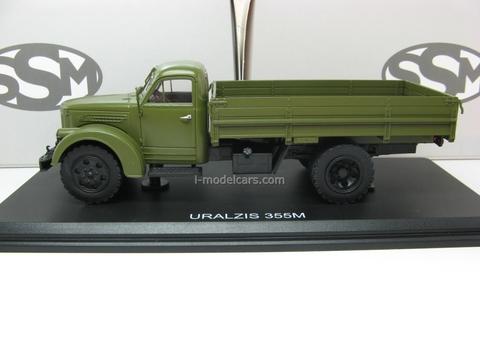 UralZIS-355M board 1:43 Start Scale Models (SSM)