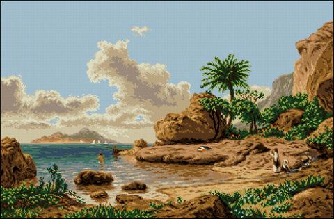 G-782 Остров Капри