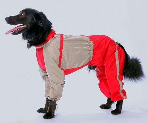 Тузик комбинезон для собак крупных пород (риджбек, сука)