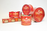 Тунец CALLIPO Yellowfin в оливковом масле 160 г