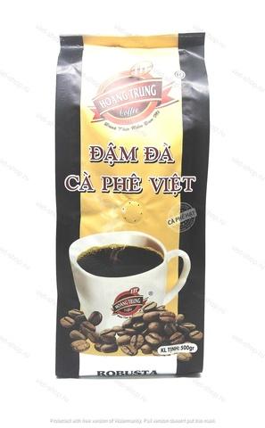 Зерновой кофе Hoang Trung Робуста, 500 гр.