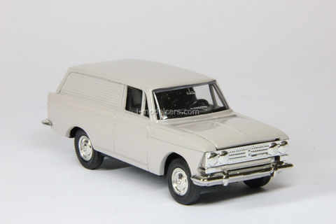Moskvich-433 light gray 4-headlight Agat Mossar Tantal 1:43