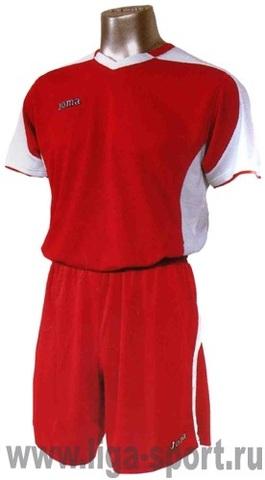 Форма футбольная Joma Mundial красная