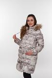 Куртка для беременных 07995 серый