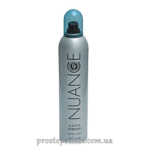 Punti di Vista Nuance CP Ecological Strong Hold Hair Spray - Эко-лак сильной фиксации без газа