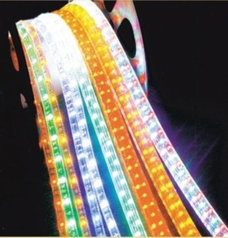 17x11-3W-50M-220V-LED-D дюралайт прямоугольный
