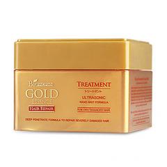 Маска для волос восстанавливающая Gold essence BIOWOMAN