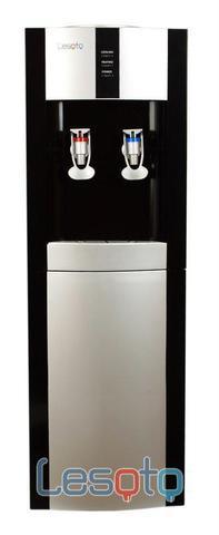 Кулер для воды LESOTO 16 LK/E black-silver