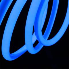 Flex led-неоновая светодиодная лента RGB