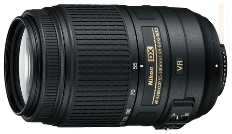 Nikon 55-300mm f/4.5-5.6G ED DX VR AF-S Nikkor (China)