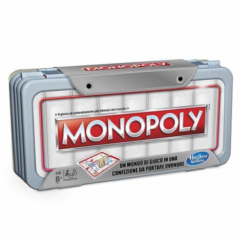 Hasbro: Игра настольная дорожная Монополия Роудтрип E5340 — Monopoly Roadtrip — Хасбро