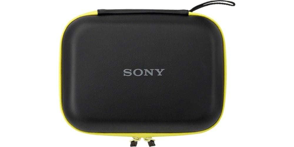 Чехол Sony (LCM-AKA1) вид сверху