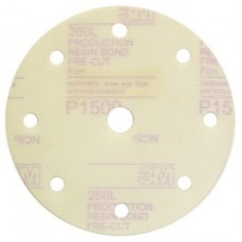 3М Полировочный круг  Р1500 62011