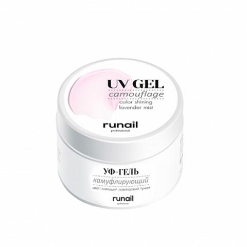 RuNail, Камуфлирующий УФ-гель №4066