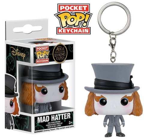 Брелок Pocket POP! Keychains Mad Hatter