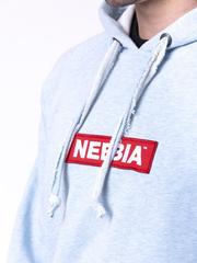 Мужская толстовка Nebbia 149 light blue
