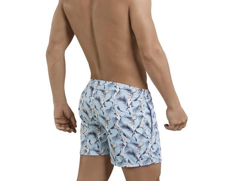 Мужские шорты голубые Clever Cockatoos Atleta Short 068307