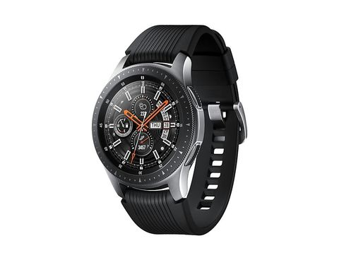 Часы Samsung Galaxy Watch (46 mm) Silver
