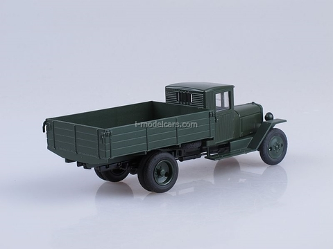 ZIS-5V board dark green 1:43 Nash Avtoprom
