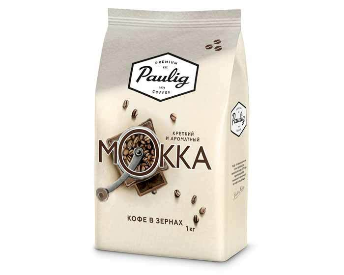Paulig Mokka, 1 кг